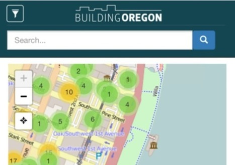 Ducks and Beavers librarians team up to build amazing Oregon history app | Libraries & Archives 101 | Scoop.it