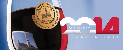 Award winning wines in the Concours Mondial de Bruxelles 2014 | Wijnnieuws | Scoop.it