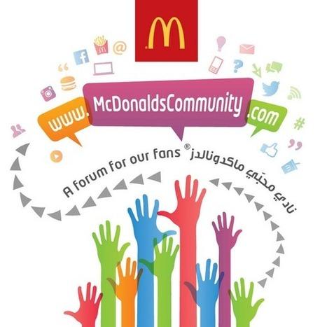 Tweet from @McDonaldsArabia | Digital Brand Strategy | Scoop.it