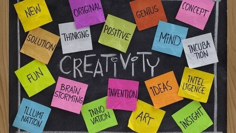 Why creativity wins out over big data - CMO | Front End Innovation | Scoop.it