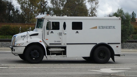 Armored Trucks get  Natural Gas & Electric Plug-in Hybrid Conversion to Reduce Emissions by 99.9% & Big Fuel Economy | Développement durable et efficacité énergétique | Scoop.it