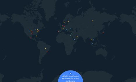 Postez vos résolutions avant de les oublier -Zeitgeist 2012 – Google | Charentonneau | Scoop.it
