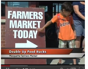 Twice the produce at Michigan Farmers Markets - ABC 10 News NOW | Local Food Systems | Scoop.it