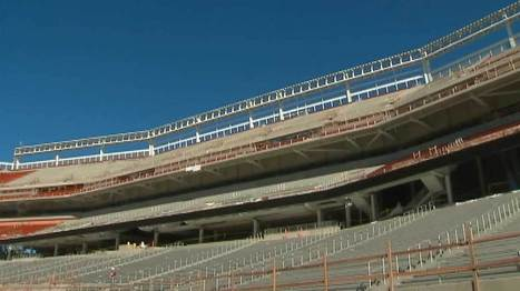 Hotels around new Levi Stadium may not be enough for 2016 Super Bowl - KTVU San Francisco | Sports Facility 4334304 | Scoop.it