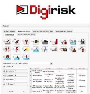 DIGIRISK Fr 2015 Logiciel professionnel gratuit pour la rédaction du DOCUMENT UNIQUE | Logiciel Gratuit Licence Gratuite | Scoop.it