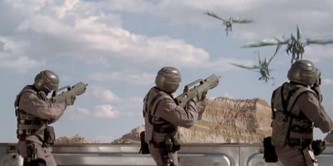 Starship Troopers Is Getting A 21st Century Reboot | LVI Film | Scoop.it