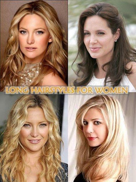 Long Hairstyles for Women | Women Hairstyles | Women Hairstyles | Scoop.it