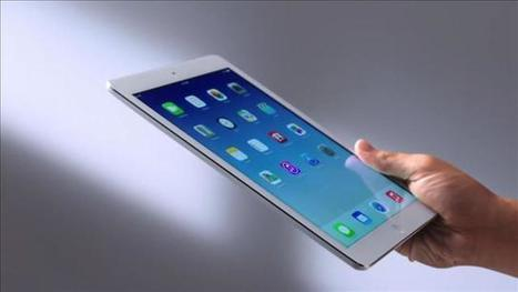 Apple has slashed the iPad's weight by 28%, made it 20% thinner and 9% narrower | Teknoid | Scoop.it