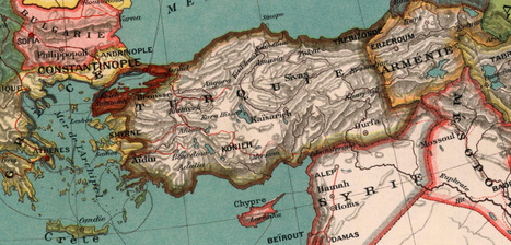 Forget Sykes-Picot. It's the Treaty of Sèvres That Explains the Modern Middle East. | Geography Education | Scoop.it