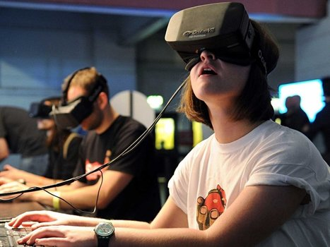 Oculus acquired a UK startup to help it transform physical spaces into virtual worlds | Tracking Transmedia | Scoop.it