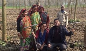 Agroforestry: Attracting youth to farming and transforming Rural India | world congress on agroforestry | Scoop.it