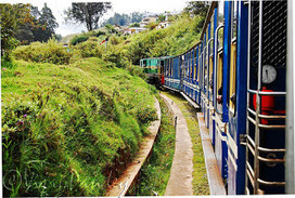 Nilgiri Mountain Railway, Ooty Tamil Nadu | OotyBudgethotels | Scoop.it