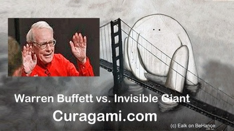 Buffett Vs. Invisible Giant - VOTE NOW | BI Revolution | Scoop.it