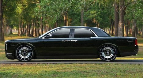 The new Lincoln Continental | Desife | Scoop.it