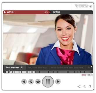 Cabin Crew English | EnglishCentral World Report | Scoop.it