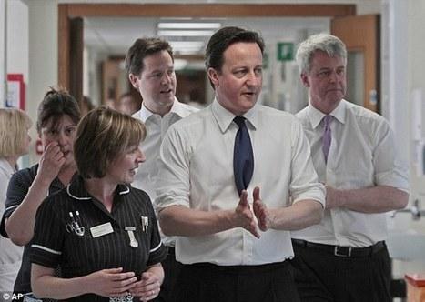 Andrew Lansley caught up in revolving door row | Private Health UK | Scoop.it