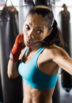 Unlimited Boxing and Kickboxing Classes – Punch Up Your Workout: Two Weeks of Unlimited Boxing and Kickboxing Classes with Hand Wraps | Personal Training | Scoop.it