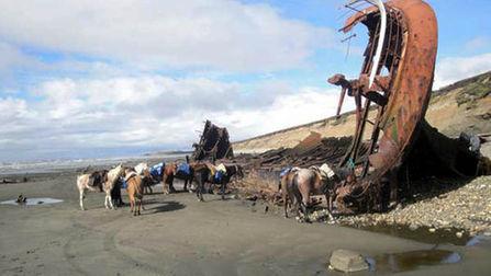 Hallaron los restos de un navío español que se hundió en 1765 | Clarin (Argentine) | Kiosque du monde : Amériques | Scoop.it
