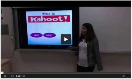 Student feedback on Kahoot! | Adopt and Adapt: ICT in ELT | Scoop.it