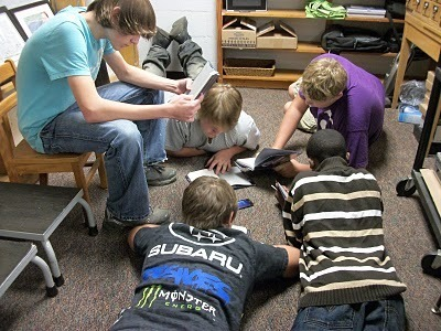 Eliterate Librarian: My Middle School Guys Read | Boys and Reading | Scoop.it