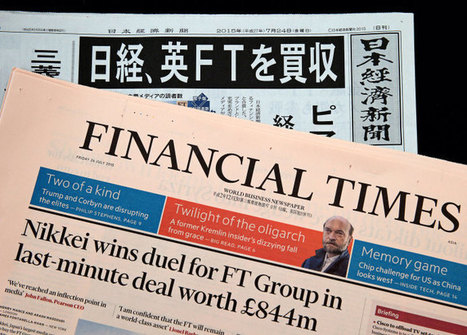 The Financial Times and the Future of Journalism | DocPresseESJ | Scoop.it