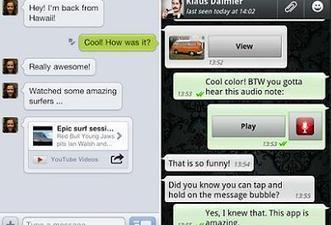Apps de mensagens ameaçam Facebook | It's business, meu bem! | Scoop.it