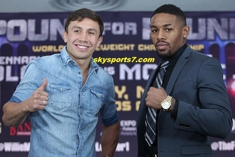 Gennady Golovkin vs Willie Monroe | Canelo Alvarez vs James Kirkland Live | Scoop.it
