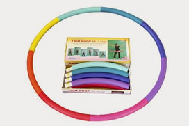 Shelly's Super Spiffy Stuff : Best Weighted Hula Hoop For Weight Loss | Health And Wellness | Scoop.it