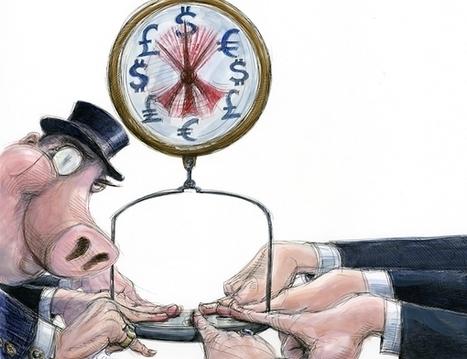 [PHENOMENALE] Le secret des banques  privées derrière la tragédie grecque | Nouveaux paradigmes | Scoop.it