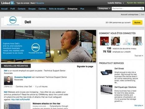5 Changements Pour Les Nouvelles Pages Entreprises de LinkedIn | Time to Learn | Scoop.it