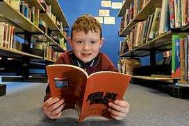 Whiz-kid rewrites the book on literacy | Creating a community of readers | Scoop.it