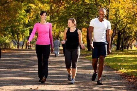 Walking boosts creative thinking | Exercise you Body. | Scoop.it