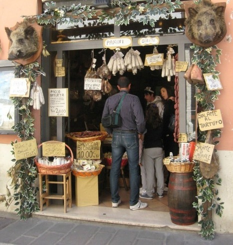 #Norcia - A Charming Little Town in #Umbria | Umbria & Italy | Scoop.it