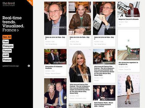 Getty Images lance The Feed et goûte aux plaisirs du « social media » - Fredzone | chargé de communication | Scoop.it