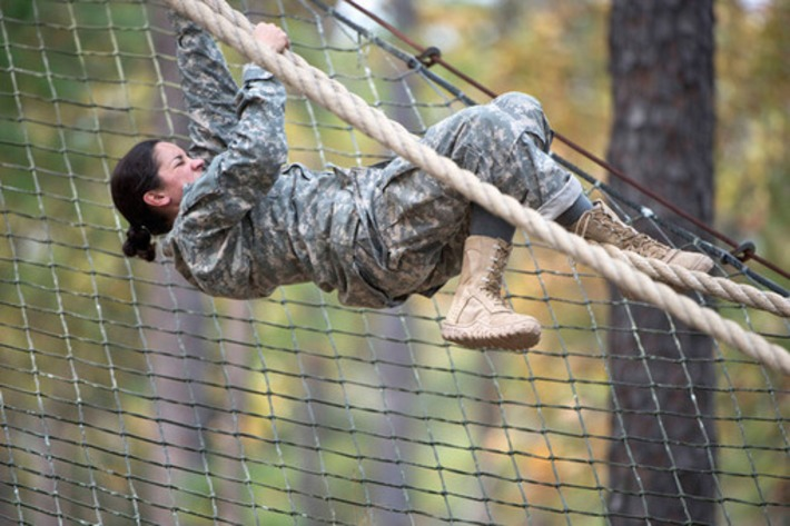 In a historic first, five women qualify for Army Ranger School | Dare To Be A Feminist | Scoop.it
