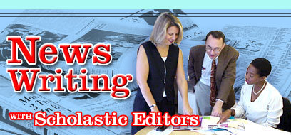Writing with Writers: News Writing Home   Grade8Language(Writing)   Scoop.it