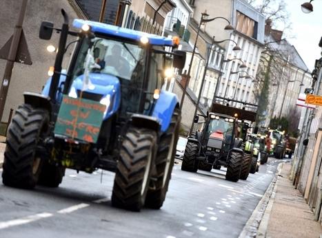 Agriculture : Paris va tenter d'imposer la régulation à Bruxelles - France Inter | Le Fil @gricole | Scoop.it