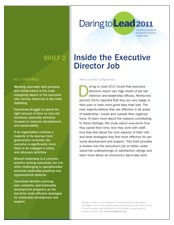 Download Brief 2 | Daring to Lead | Nonprofit Effectiveness | Scoop.it