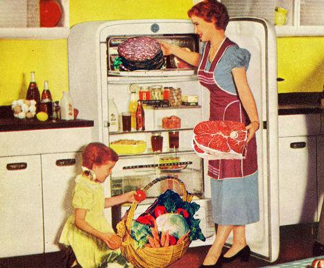 Ciel, ma fille vire végétarienne! | Agrifoodiv | Scoop.it