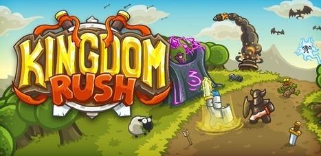Kingdom Rush v1.9.3 Mod (Unlimited Coins & Gems) APK Free Download | modded apk | Scoop.it