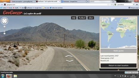 GeoGuessr: j'ai fait un road trip sur Internet, et c'est mieux en vrai | L'info du web | Scoop.it
