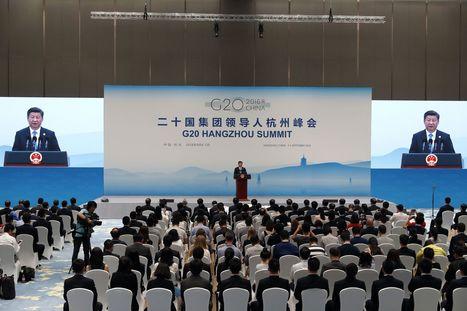 Le G20 s'attaque aux surcapacités mondiales d'acier | Forge - Fonderie | Scoop.it