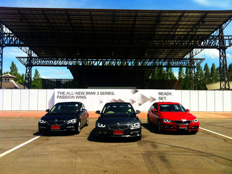 The All New BMW 3 Series Test Drive on Motorsport TV, stay tuned... | FMSCT-Live.com | Scoop.it