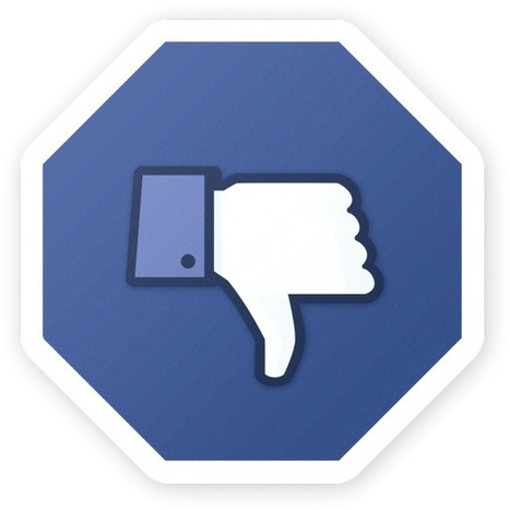 11 Things You Need to Immediately Stop Doing on Facebook | Business 2 Community | Content creation techniques | Scoop.it