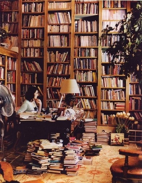 Top 10 Amazing Libraries | Poetry, Writing & Books! | Scoop.it