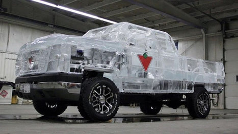 Ice Truck Drivers Cruise In The Coolest Truck In The World | My Dream Garage | Scoop.it
