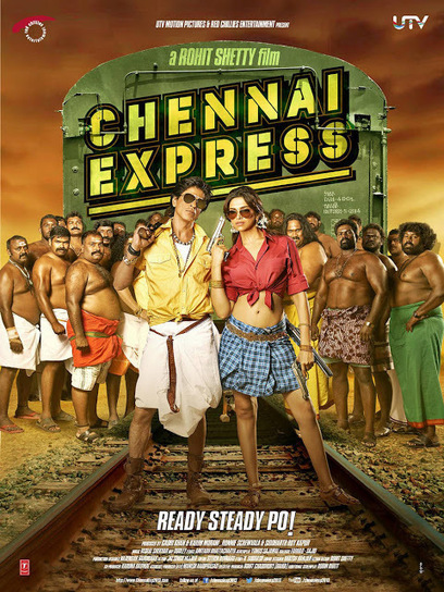 Chennai Express (2013) Official Theatrical Trailer - 99share.in   Latest In Bollywood   Scoop.it