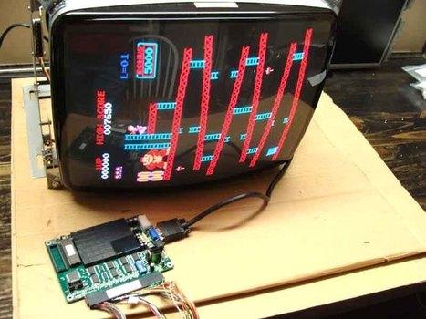 Cómo construir tu propia maquina arcade de videojuegos | Como...? | Scoop.it