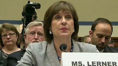 #HILARIOUS Lois #Lerner in 2013: 'Need to be cautious about what we say in emails'