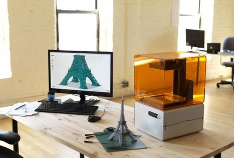 3D Systems Files Lawsuit Against Kickstarter For Promoting Formlabs Campaign | 3D Printing and Fabbing | Scoop.it